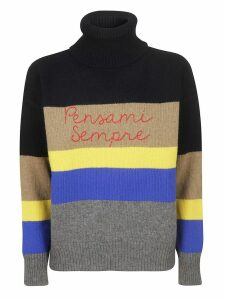 Giada Benincasa Funnel Neck Sweater