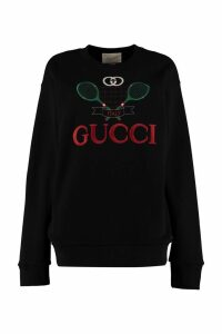 Gucci Embroidered Oversize Sweatshirt