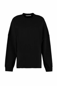 Alexander Wang Logo Detail Cotton Sweatshirt