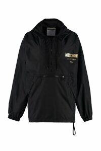 Moschino Hooded Windbreaker