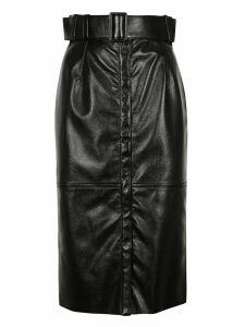 MSGM Belted Skirt