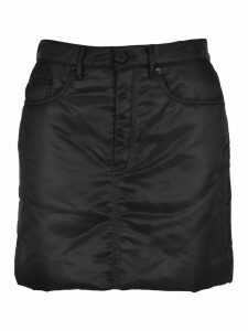 Mm6 Padded Mini Skirt