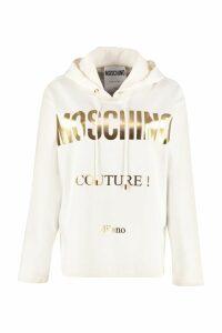 Moschino Cotton Blend Hoodie