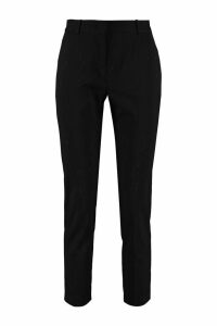 Pinko Bello Cropped Pinstriped Trousers