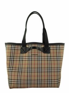 Burberry Large Vintage Check Austen Tote