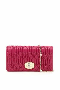 Miu Miu Cloquet Nappa Mini Bag