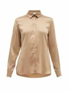Max Mara Leisure - Gru Shirt - Womens - Camel