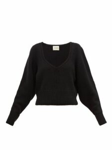 Khaite - Charlotte Cashmere Sweater - Womens - Black