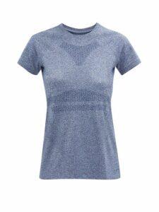 Lndr - Quest Performance T Shirt - Womens - Light Blue
