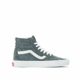 Sk8-Hi Leather High Top Trainers