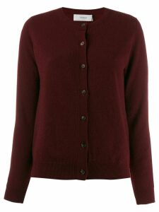 Pringle of Scotland knit buttoned cardigan - Red
