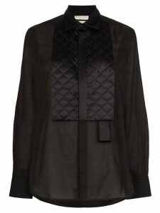 Bottega Veneta classic tailored shirt - Black