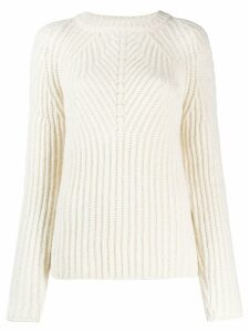 Aspesi round-neck sweatshirt - White