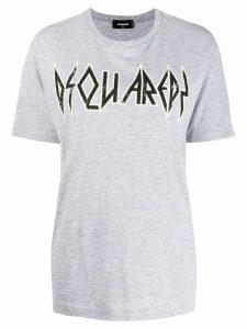 Dsquared2 logo print T-shirt - Grey