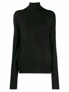 Ma'ry'ya roll neck sweater - Black