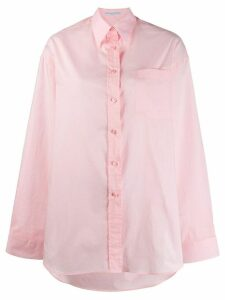 Ermanno Scervino relaxed fit shirt - Pink