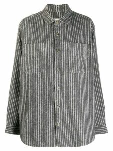 Isabel Marant Étoile Paulie striped shirt - Grey