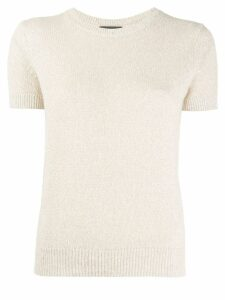 Theory short sleeved top - NEUTRALS