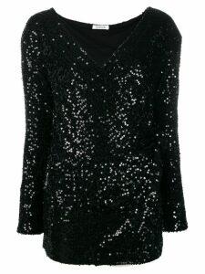 P.A.R.O.S.H. Runway blouse - Black
