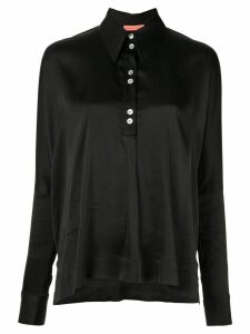 Manning Cartell loose fit shirt - Black