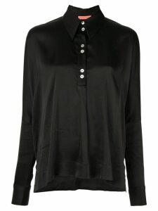 Manning Cartell loose fit shirt - Black