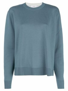 Casasola long sleeve sweater - Blue
