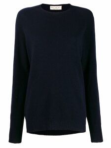 Ma'ry'ya loose fit jumper - Blue