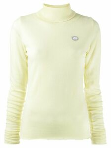 Société Anonyme turtleneck sweatshirt - Yellow