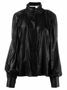 MSGM relaxed fit blouse - Black