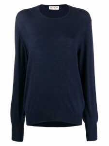 Ma'ry'ya knitted jumper - Blue