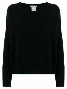 Société Anonyme lightweight sweatshirt - Black