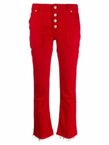 Zadig & Voltaire Londa stretch jeans - Red