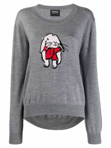Markus Lupfer Joey sequin jumper - Grey