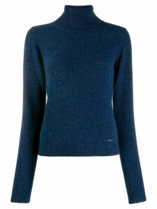 Dsquared2 turtle neck jumper - Blue