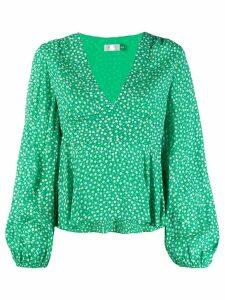 Rixo Kikki blouse - Green