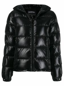Duvetica Kuma hooded down jacket - Black