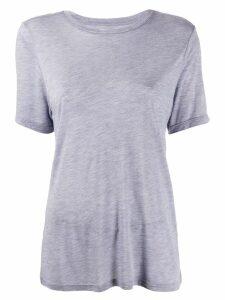 Isabel Marant Étoile flared fit T-shirt - Blue