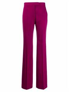 Stella McCartney tailored trousers - PURPLE