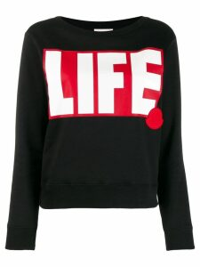 Moncler LIFE sweatshirt - Black