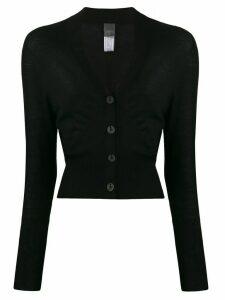 Lorena Antoniazzi cashmere cardigan - Black