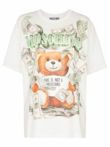 Moschino Teddy T-shirt - White