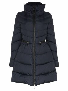 Moncler Mirielon quilted-down coat - Blue