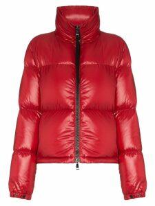 Moncler Rimac padded coat - Red