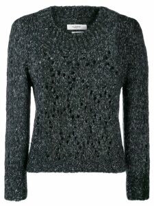 Isabel Marant Étoile knitted jumper - Grey
