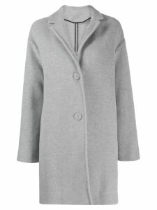 Pringle of Scotland textured coat - Grey