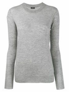 Joseph crew neck sweater - Grey