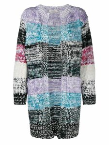 Dorothee Schumacher knitted virgin wool cardigan - Black