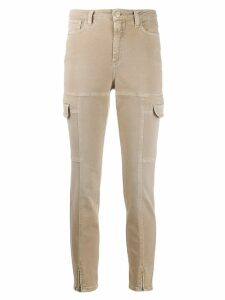 Closed straight leg jeans - NEUTRALS