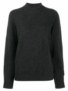 Iro Almy long sleeve jumper - Black