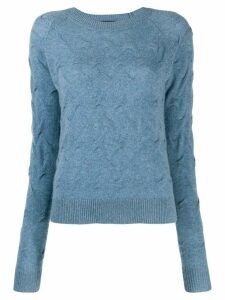 Theory cashmere jumper - Blue